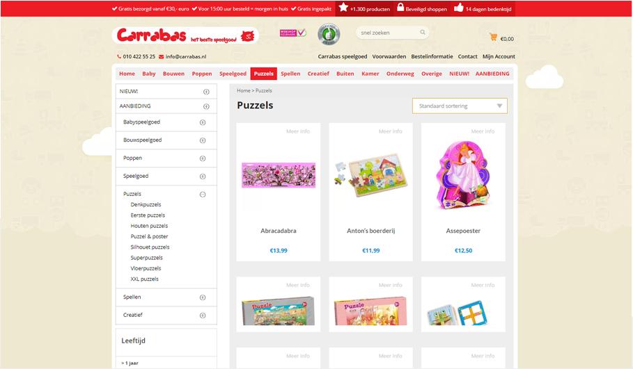 carrabasspeelgoedwinkel-webshop