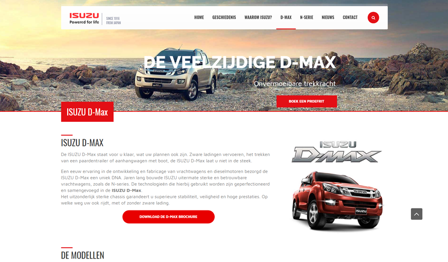 isuzu-website